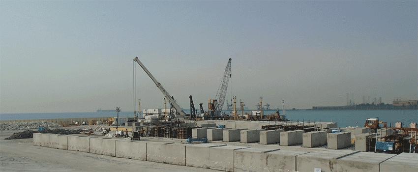 LNG Import Terminal
