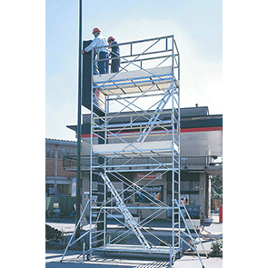 professional scaffoldings small