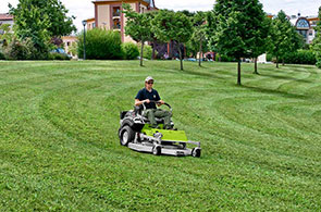 Zero Turn Ride On Mowers