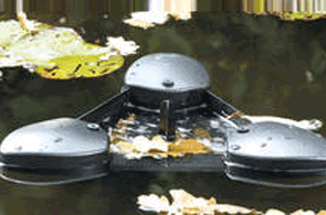 Pond Cleaning & Skimmers