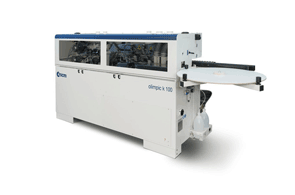 Single Sided Automatic Edge Banders