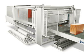 Automatic Polythene Shrink Wrap Packing Systems