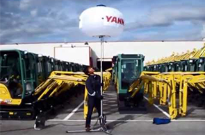 Yanmar Lighting Tower