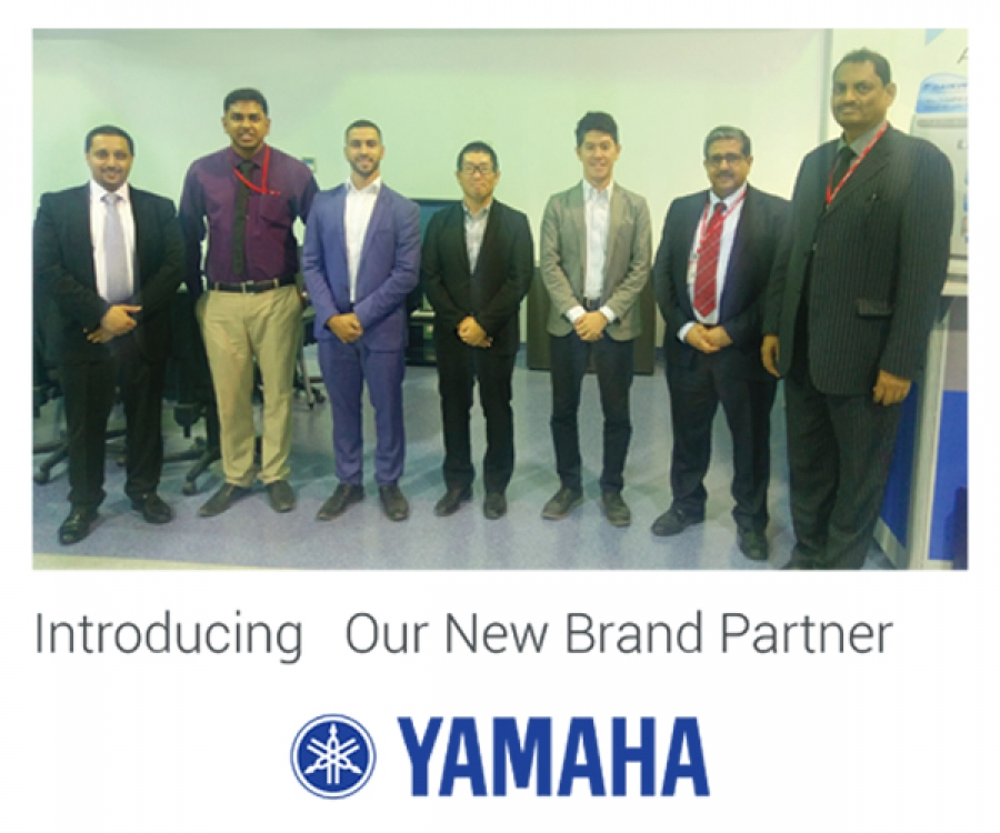 M. H. Al Mahroos Appointed Regional Brand Distributor of Yamaha Motors
