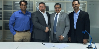 GENIE APPOINTS M. H. AL MAHROOS TRADING AS FIRST AUTHORISED SERVICE PROVIDER (ASP) IN U.A.E