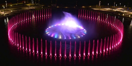 A New Venture into Fountain Show