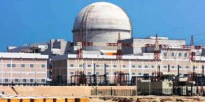 ENEC completes initial construction work for Unit 1 of Barakah nuclear energy plant