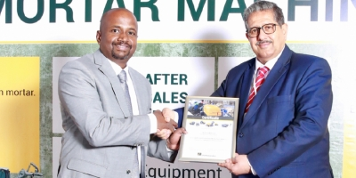 Hasan Mohammad Al Mahroos Trading Establishment Appointed Dealer Of Putzmeister Mortar Technology In Saudi Arabia
