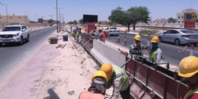 Work begins on $5.2 million highway expansion project in Bahrain