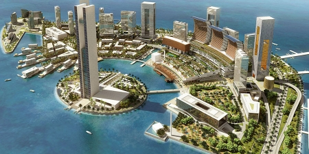 Bahrain moving on growth path