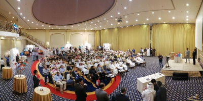 Al Fanoos and Al Mahroos host Open House Seminar at Holiday Inn Al Qasr in Al Riyadh