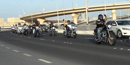 The 5th Bahrain Bike Week
