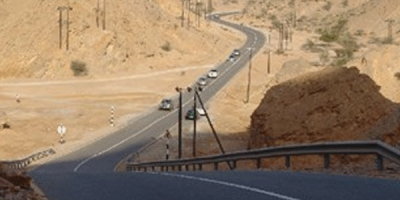 118 active road infrastructure projects in Oman