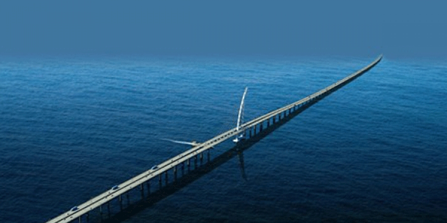 Kuwait's $2.4bn causeway project nears completion